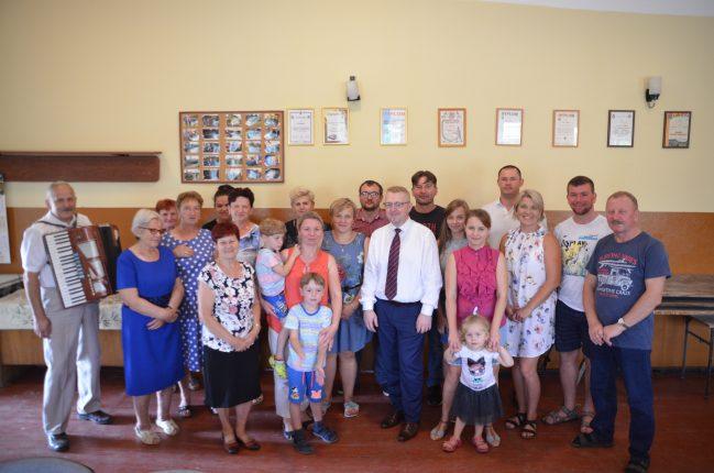 Inicjatywa mieszkańców wsi Korzeń