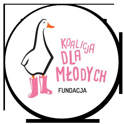 logo Fundacja Koalicja Dla Młodych Fundusz Ziemi Białobrzeskiej